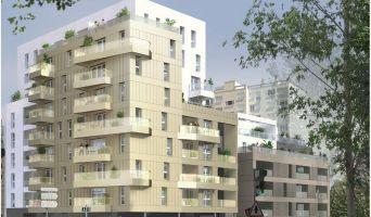 Photo du Résidence « Le Flore » programme immobilier neuf en Loi Pinel à Rennes