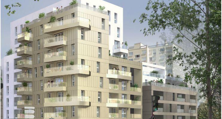 Photo n°1 du Résidence « Le Flore » programme immobilier neuf en Loi Pinel à Rennes