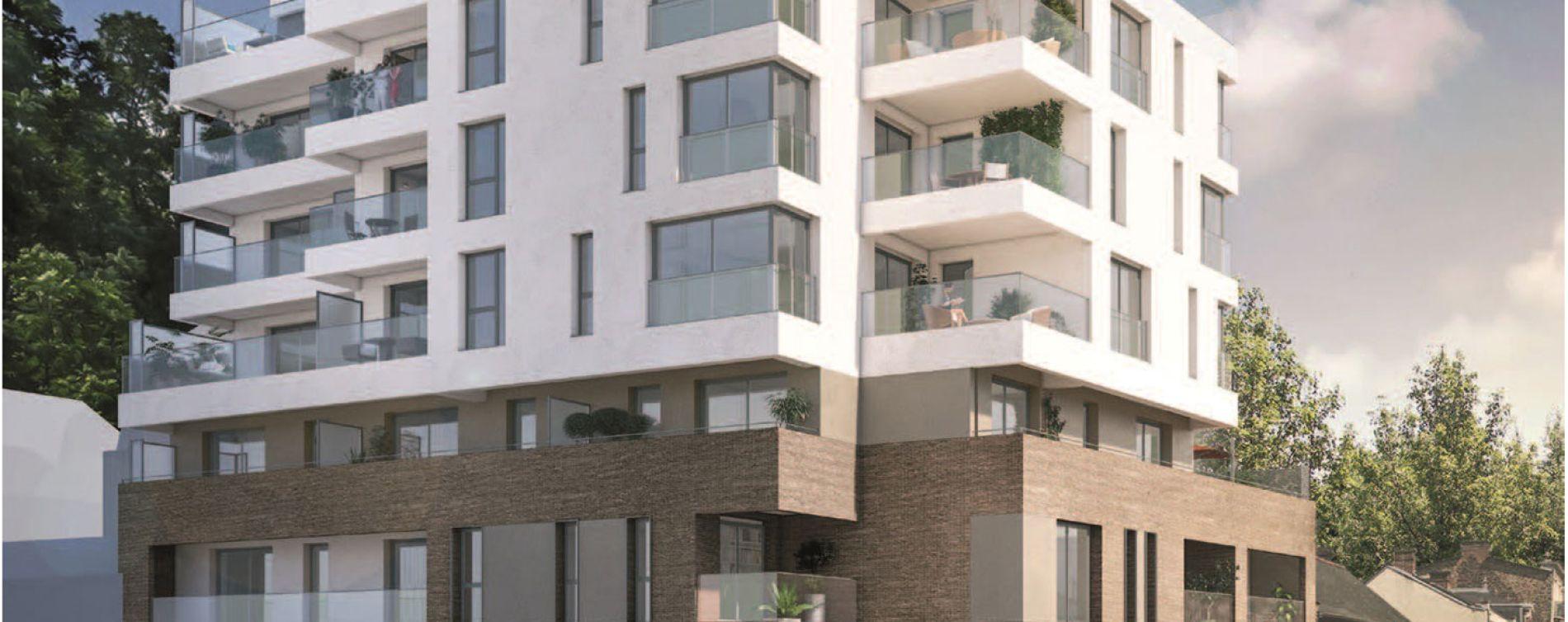 Rennes : programme immobilier neuve « Le Gabriel » en Loi Pinel (2)