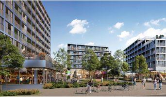 Rennes : programme immobilier neuf « L'Esplanade » en Loi Pinel