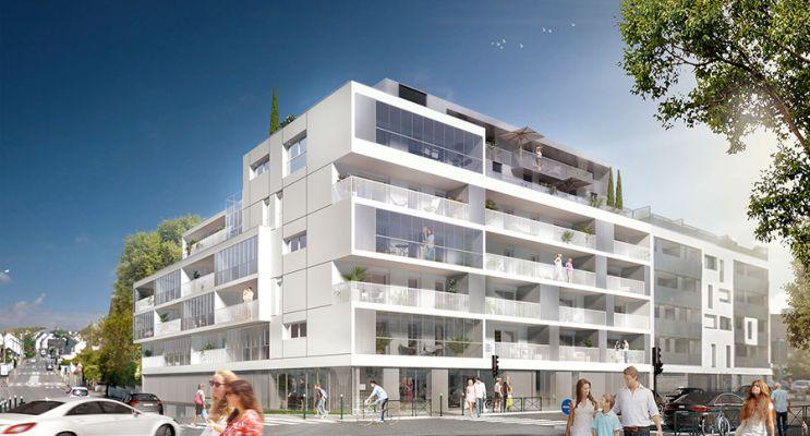 Photo n°1 du Résidence « Libertad » programme immobilier neuf en Loi Pinel à Rennes