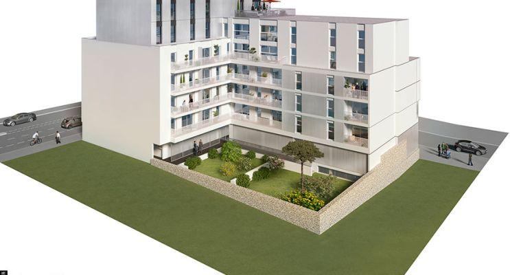 Photo n°2 du Résidence « Libertad » programme immobilier neuf en Loi Pinel à Rennes