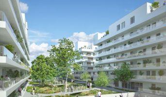 Photo du Résidence « Linéa Verde » programme immobilier neuf à Rennes