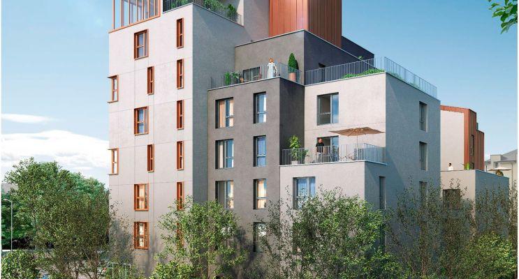 Photo du Résidence « My Campus Rennes I » programme immobilier neuf à Rennes