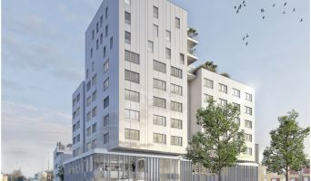 Résidence « My Campus » programme immobilier neuf à Rennes