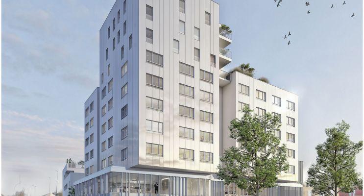 Photo du Résidence « My Campus » programme immobilier neuf à Rennes