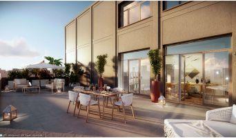 Photo n°1 du Résidence « Nuances » programme immobilier neuf en Loi Pinel à Rennes