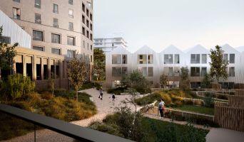 Photo n°2 du Résidence « Nuances » programme immobilier neuf en Loi Pinel à Rennes