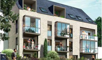 Rennes programme immobilier neuve « Osmose » en Loi Pinel  (3)
