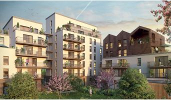 Rennes programme immobilier neuf « Paloma » en Loi Pinel