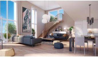 Photo du Résidence « Panam' » programme immobilier neuf en Loi Pinel à Rennes