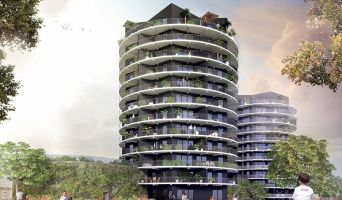 Photo du Résidence « Panorama » programme immobilier neuf en Loi Pinel à Rennes