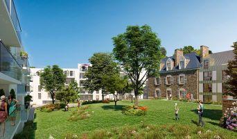Photo du Résidence « Parc du Ronceray - Nue propriété » programme immobilier neuf en Nue Propriété à Rennes
