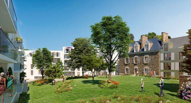 Résidence « Parc Du Ronceray - Nue Propriété » programme immobilier neuf en Nue Propriété à Rennes