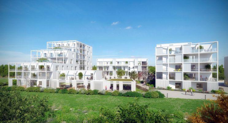 Photo du Résidence « Plein Ciel » programme immobilier neuf en Loi Pinel à Rennes