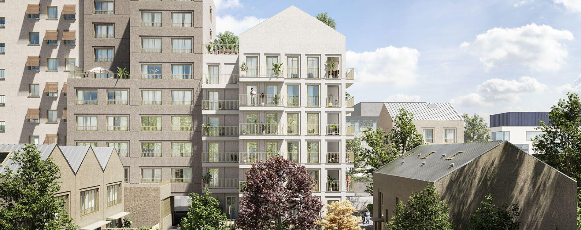 Rennes : programme immobilier neuve « Sésame » en Loi Pinel (2)
