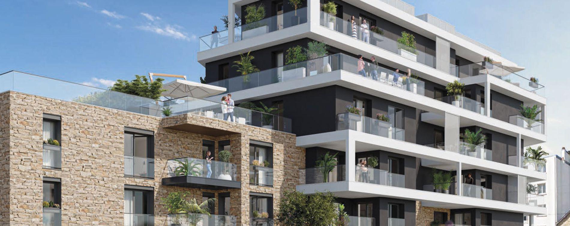 Rennes : programme immobilier neuve « Signature » en Loi Pinel
