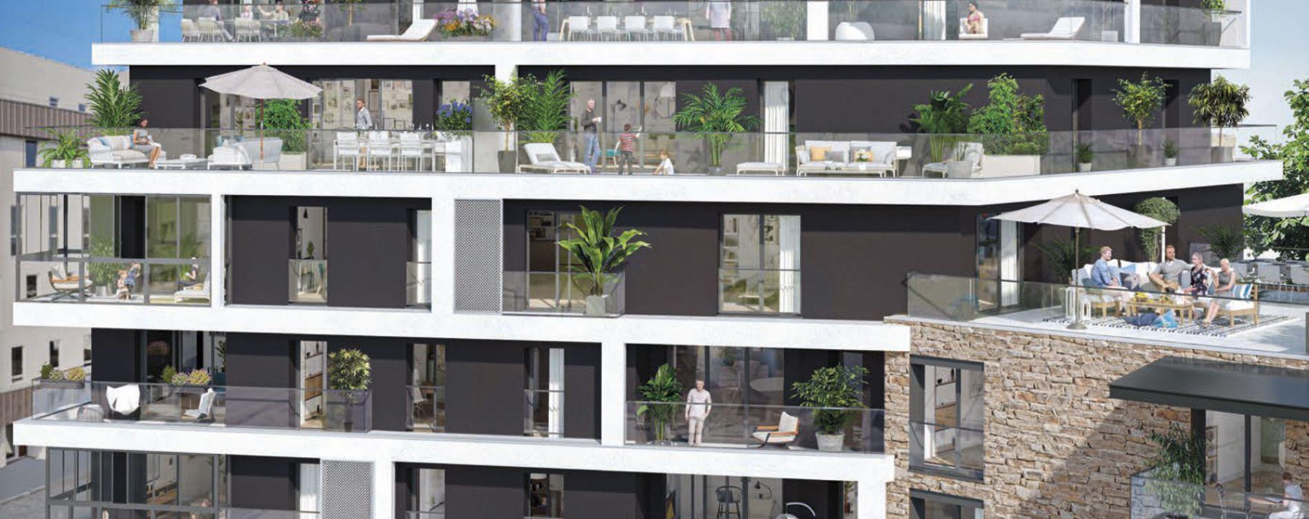 Rennes : programme immobilier neuve « Signature » en Loi Pinel (4)