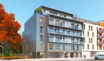 Photo n°1 du Résidence « Tendanciel » programme immobilier neuf en Loi Pinel à Rennes