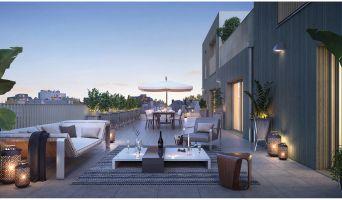 Rennes : programme immobilier neuf « Vertygo » en Loi Pinel