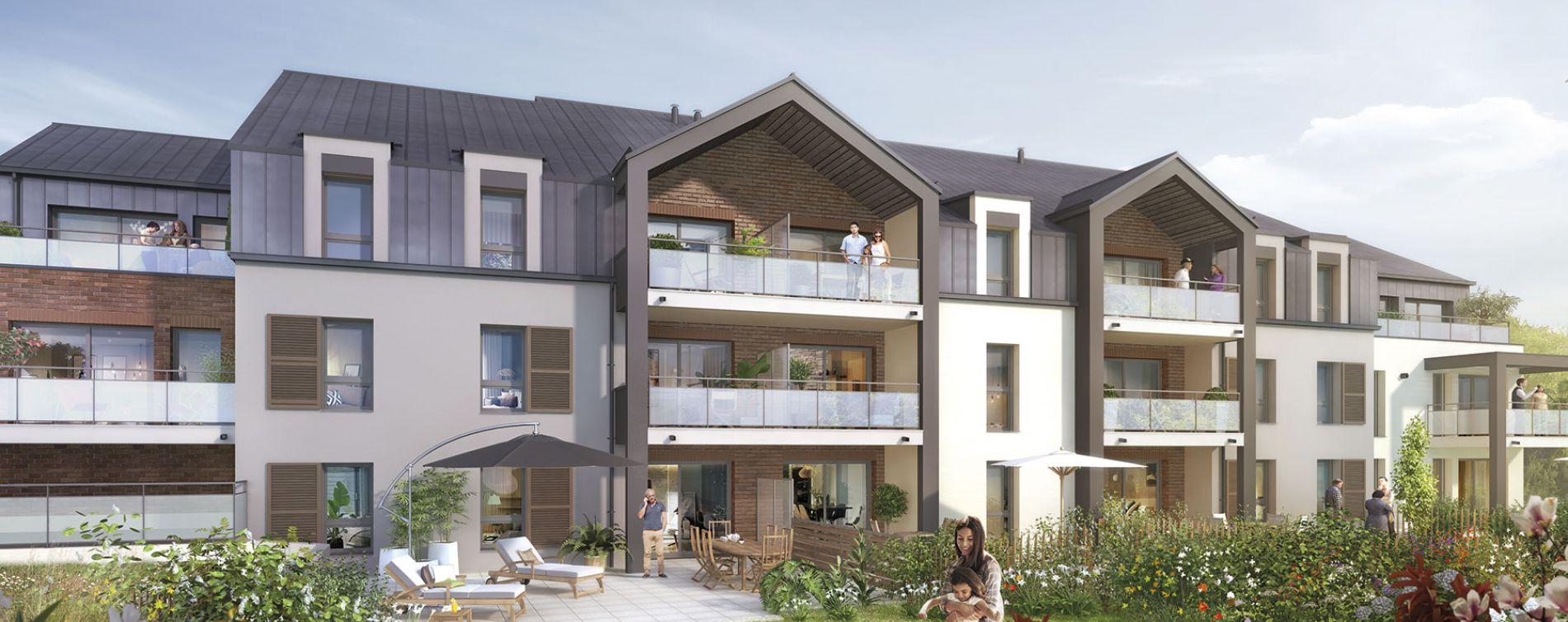 Saint-Erblon : programme immobilier neuve « Grand Bois » en Loi Pinel (2)