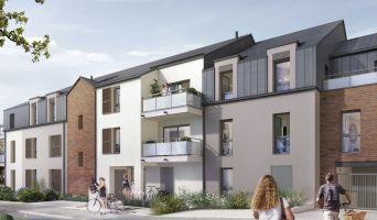 Saint-Erblon : programme immobilier neuf « Grand Bois » en Loi Pinel