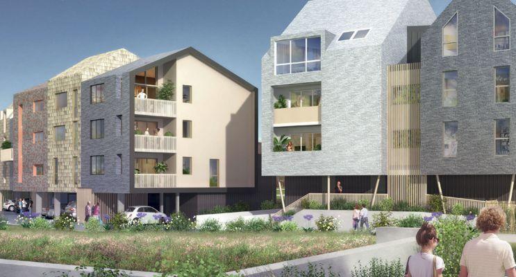Photo n°3 du Résidence neuf « Granges De Saint-Erblon »