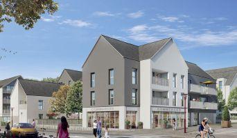 Résidence « Ker Gilly » programme immobilier neuf en Loi Pinel à Saint-Gilles n°1