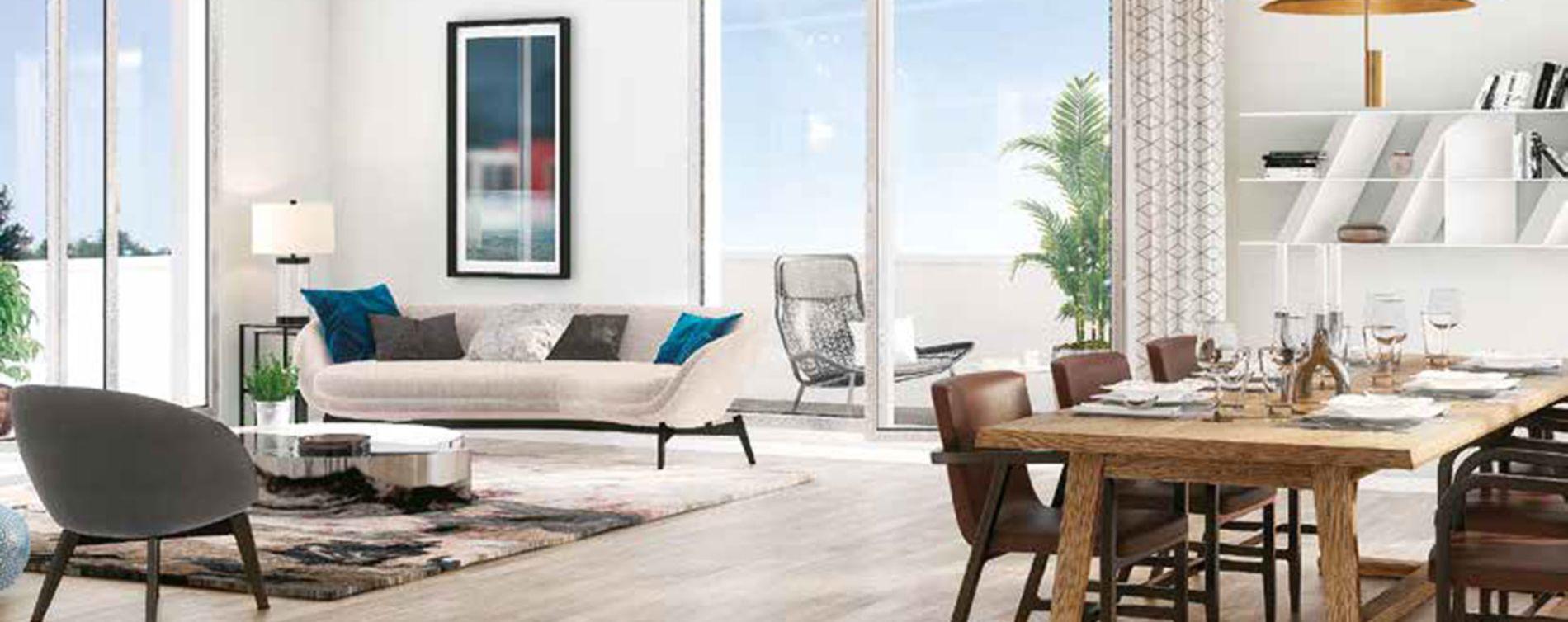Saint-Jacques-de-la-Lande : programme immobilier neuve « Cocoon » en Loi Pinel (2)