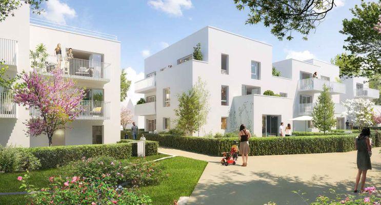 Photo n°1 du Résidence « Côté Roazhon » programme immobilier neuf en Loi Pinel à Saint-Jacques-de-la-Lande
