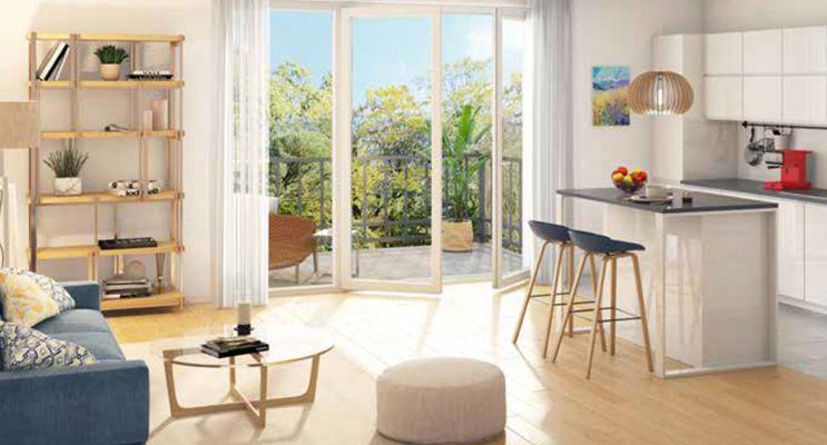 Photo n°3 du Résidence « Côté Roazhon » programme immobilier neuf en Loi Pinel à Saint-Jacques-de-la-Lande
