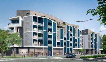 Photo du Résidence « Cadence » programme immobilier neuf en Loi Pinel à Saint-Malo