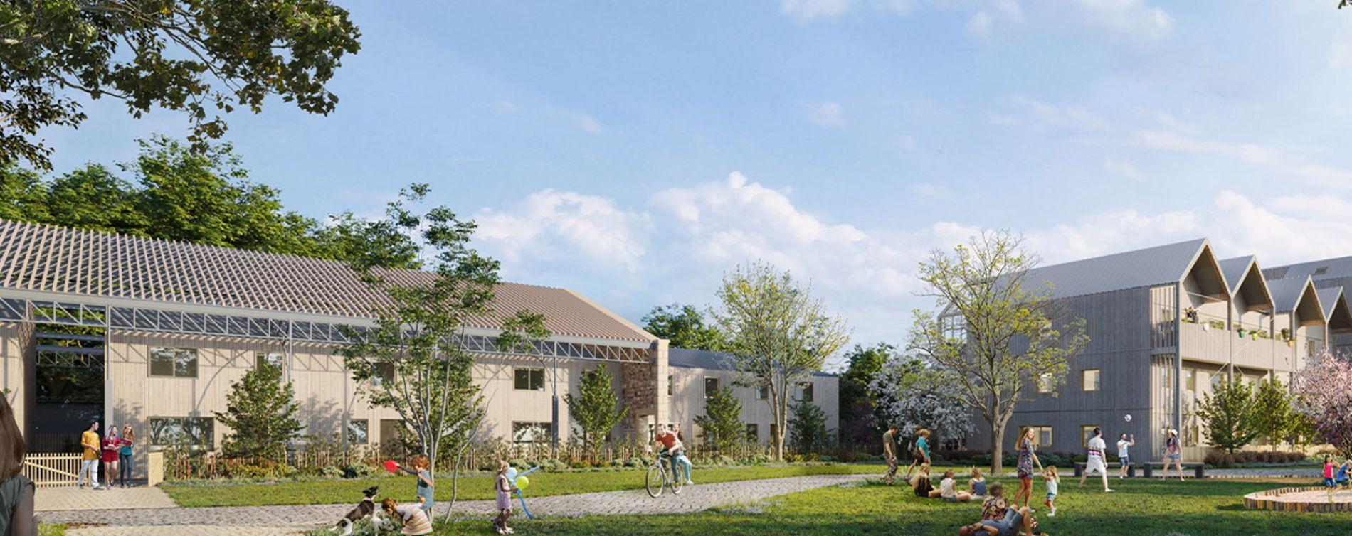 Saint-Malo : programme immobilier neuve « Carrousel » en Loi Pinel (2)