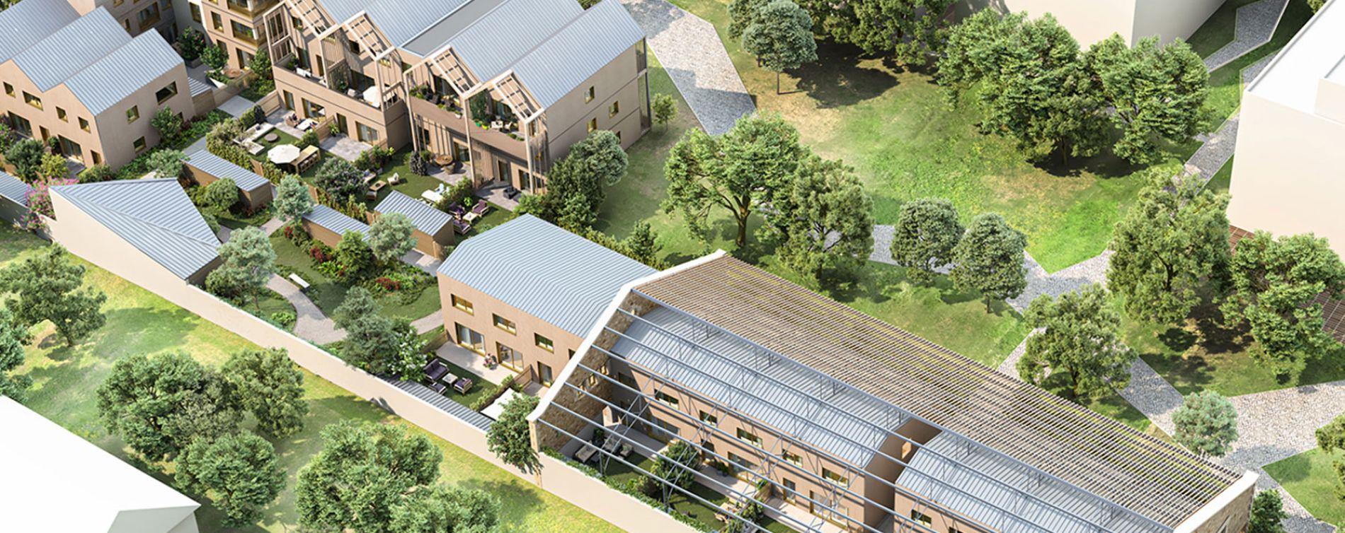 Saint-Malo : programme immobilier neuve « Carrousel » en Loi Pinel (3)