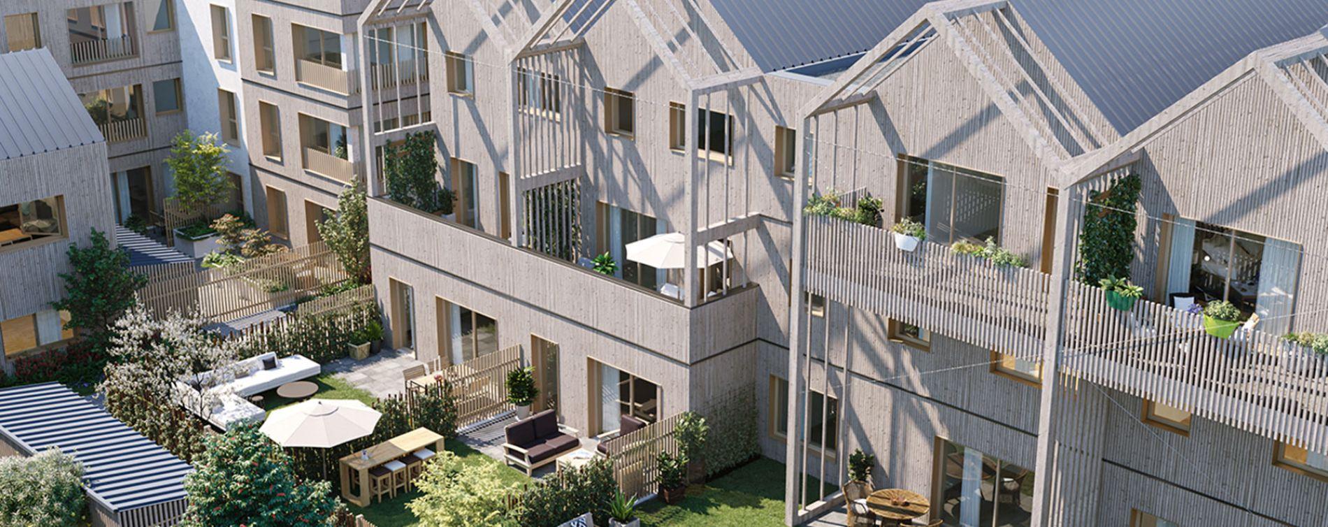 Saint-Malo : programme immobilier neuve « Carrousel » en Loi Pinel (4)