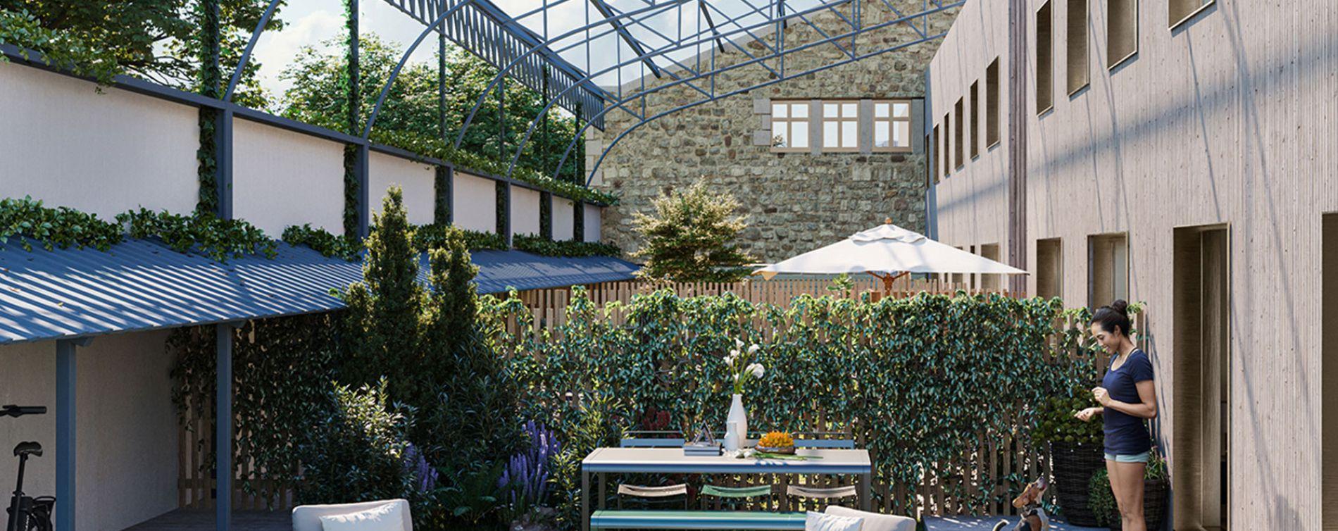 Saint-Malo : programme immobilier neuve « Carrousel » en Loi Pinel (5)