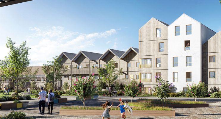 Saint-Malo programme immobilier neuf « Carrousel