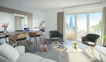 Résidence « Détroit » programme immobilier neuf en Loi Pinel à Saint-Malo n°2