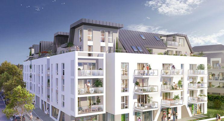 Photo du Résidence « Intemporel » programme immobilier neuf en Loi Pinel à Saint-Malo