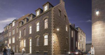 Saint-Malo : programme immobilier neuf « La Cybèle »