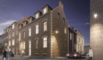 Photo du Résidence « La Cybèle » programme immobilier neuf à Saint-Malo