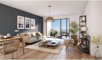 Saint-Malo programme immobilier neuve « L'Amiral » en Loi Pinel  (2)