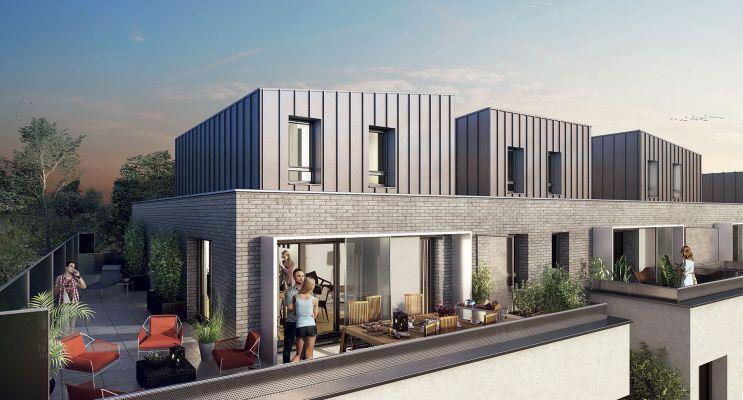 Résidence « Latitude » programme immobilier neuf en Loi Pinel à Saint-Malo n°1