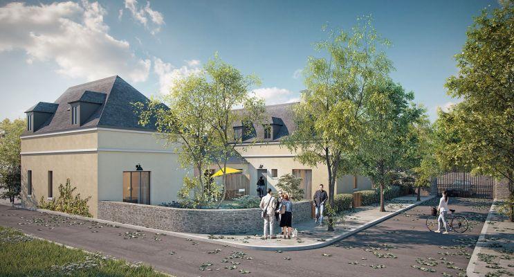 Résidence « Le Clos De La Croix Chemin Tr.2 » programme immobilier neuf en Loi Pinel à Saint-Malo