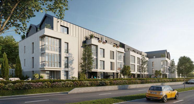 Photo du Résidence « Les Régates » programme immobilier neuf en Loi Pinel à Saint-Malo