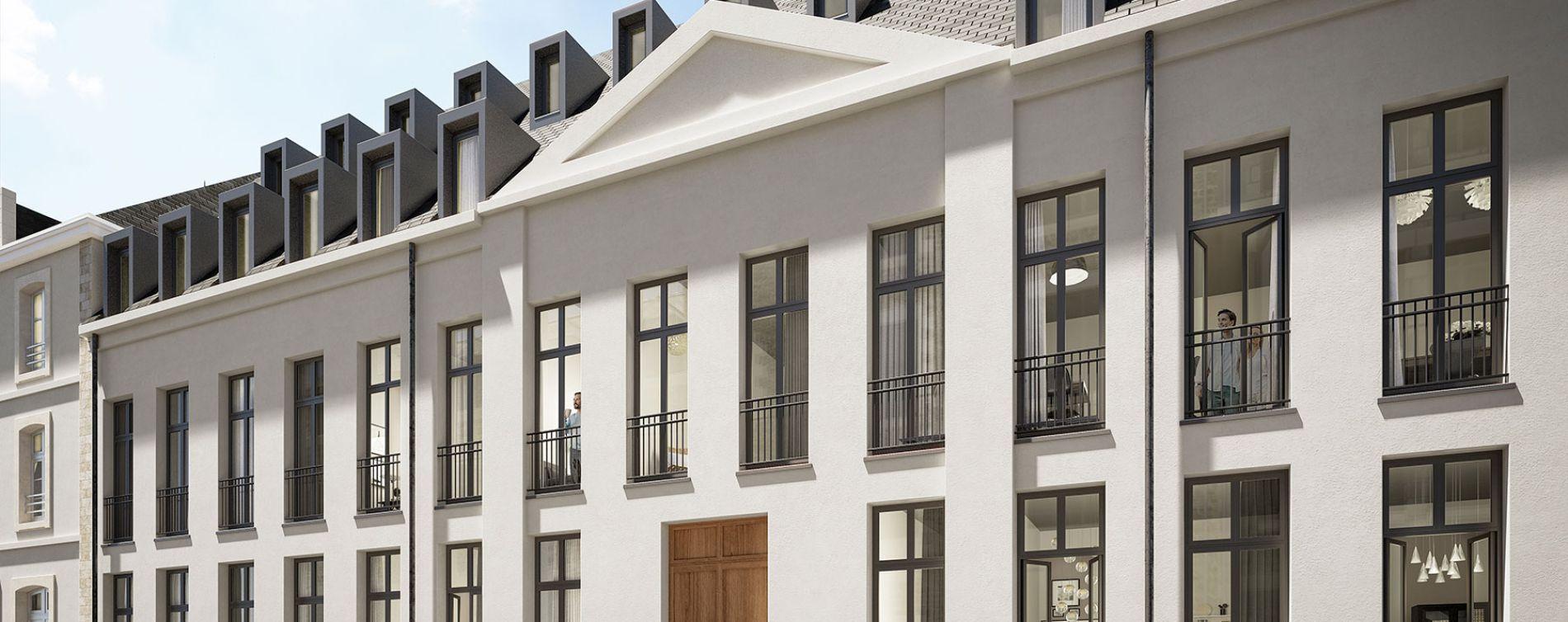 Saint-Malo : programme immobilier neuve « L'Etoile »