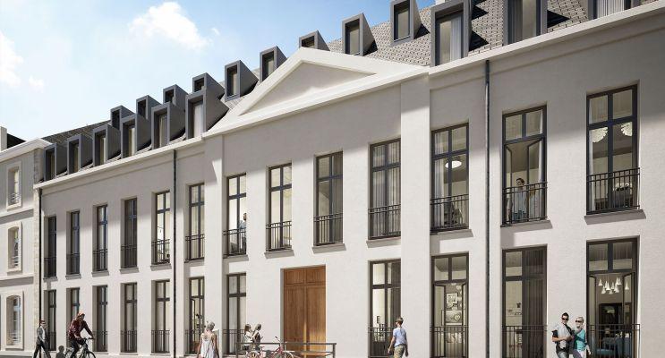 Saint-Malo : programme immobilier neuf « L'Etoile »
