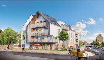 Photo du Résidence « Villa Florina » programme immobilier neuf en Loi Pinel à Saint-Malo