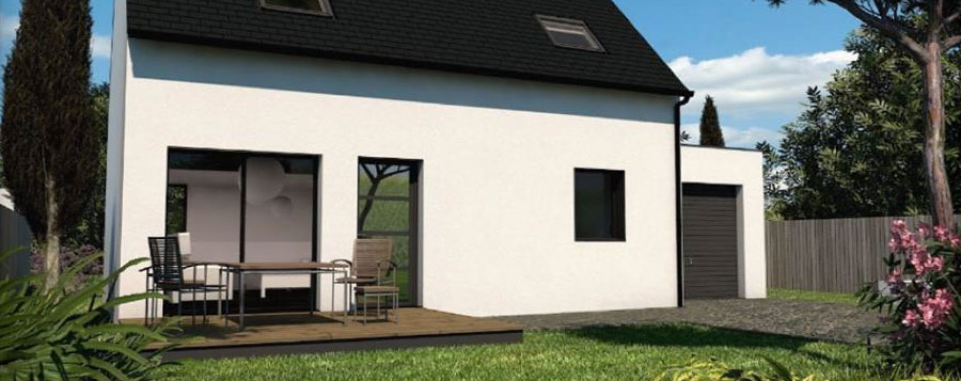 les clossets saint m loir des ondes programme immobilier neuf n 212895. Black Bedroom Furniture Sets. Home Design Ideas