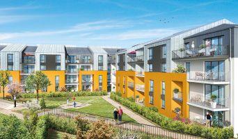 Thorigné-Fouillard programme immobilier neuve « Les Colombines »